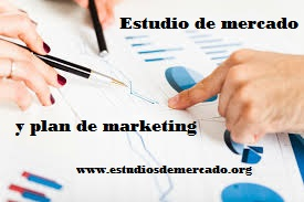 Estudio de mercado y plan de marketing